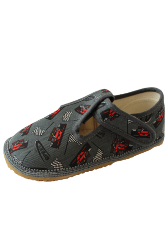 Beda Barefoot - Papucs - Versenyautók - 25-35