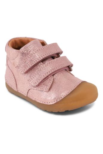 Bundgaard Petit Velcro - Pink Grille