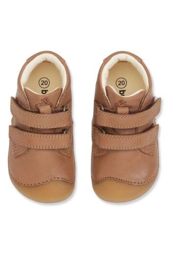 Barefoot cipő_Bundgaard Petit Velcro_Caramel