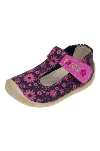 Fare Bare 5062251 - Barefoot szandál Virágos