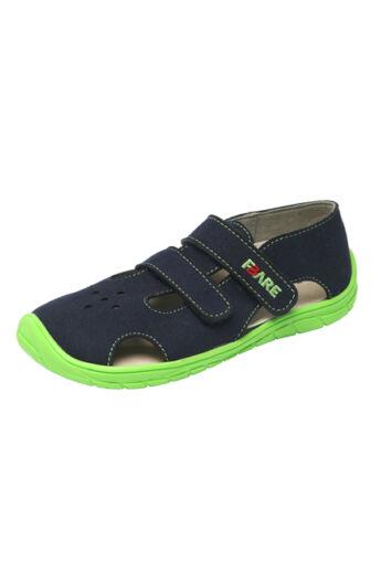 Fare Bare 5262201 - Barefoot szandál - Navy 28-32