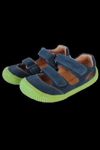 Protetika Barefoot szandál - BERG denim 19-35