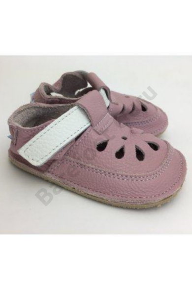Barefoot cipő_Baby Bare Shoes_Top Stitch_ Candy