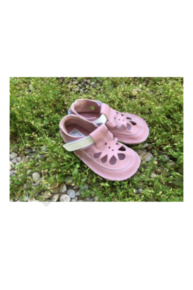 Barefoot cipő_Baby Bare Shoes Summer Perforation_Candy