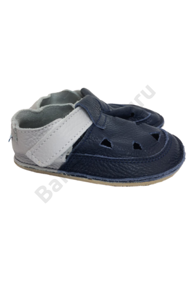 Barefoot cipő_Baby Bare Shoes_Top Stitch_ Gravel