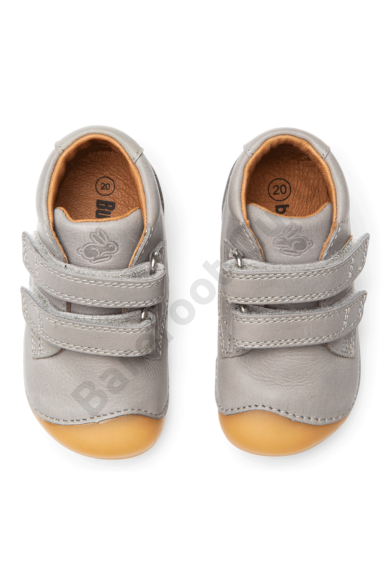 Barefoot cipő_Bundgaard Petit Velcro_Acier GreyBarefoot cipő_Bundgaard Petit Velcro_Acier Grey