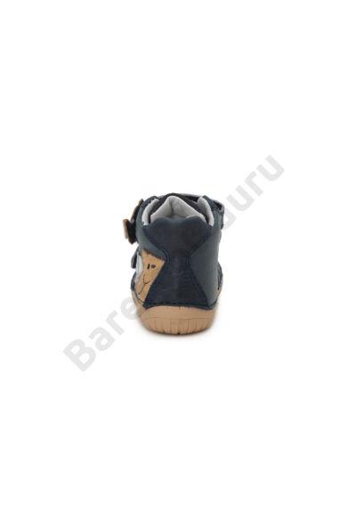 D.D.Step Kisfiú Barefoot bokacipő - 070-933 - Royal Blue