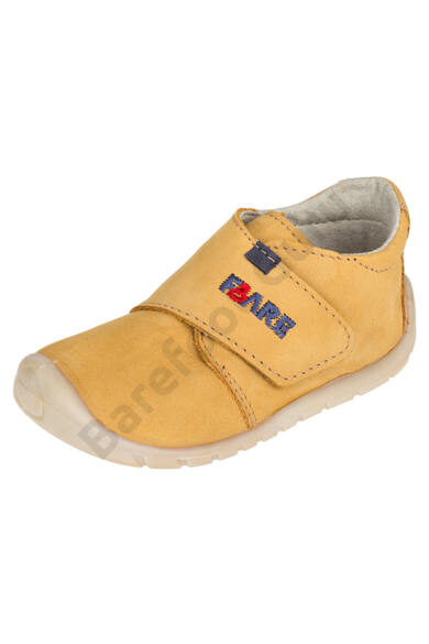 Fare Bare 5012281 - Első lépés cipő - Mustár 20-22