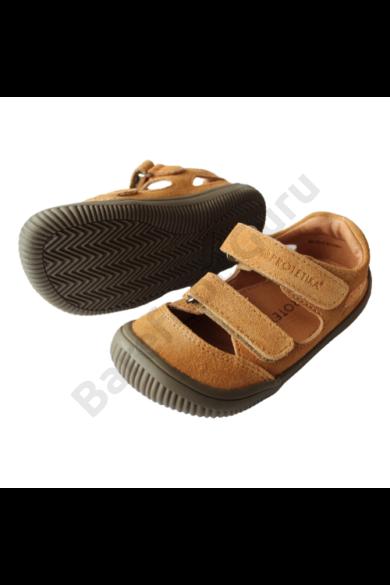 Protetika Barefoot Szandál Berg Brown